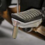 V-Strom 650 Foot peg feelers