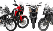 2016 Honda Adventure Bikes models pricing