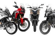 2016 Honda Adventure Bikes models pricing