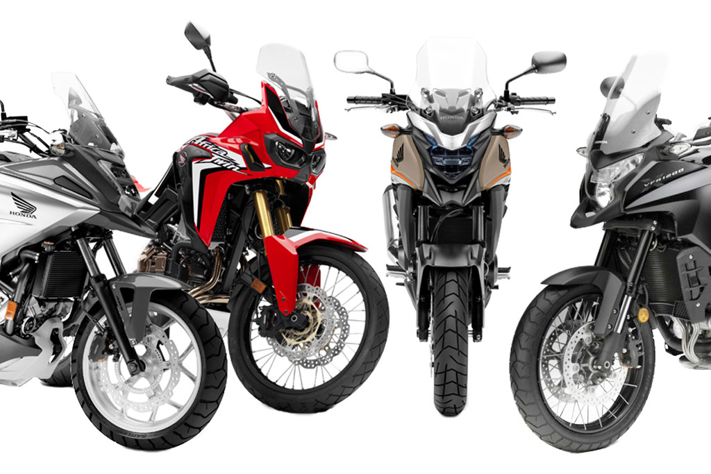 a honda motorcycle models  Honda Adventure Bike Models and Prices Released for 2016