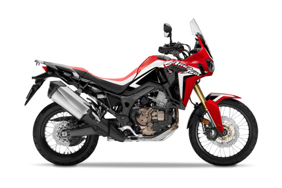 2016 Honda Adventure Bikes - Honda CRF1000L Africa Twin Red/Black/White Dakar Rally