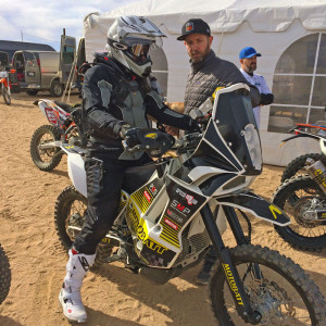 KTM 450 Rally instruction quinn cody
