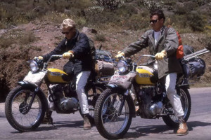 Filmmaker Dana Brown's 1965 Baja Motorcycle trip.