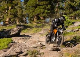 Zero DS electric motorcycle