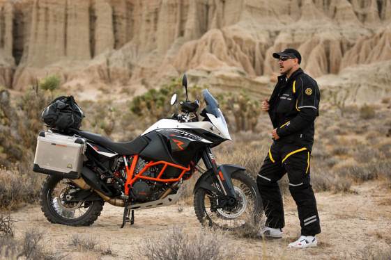 Adventure Motorcycle Gear Battle Born Jacket and Pants