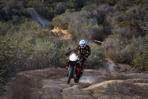 Battle Born Jacket Riding Off-Road