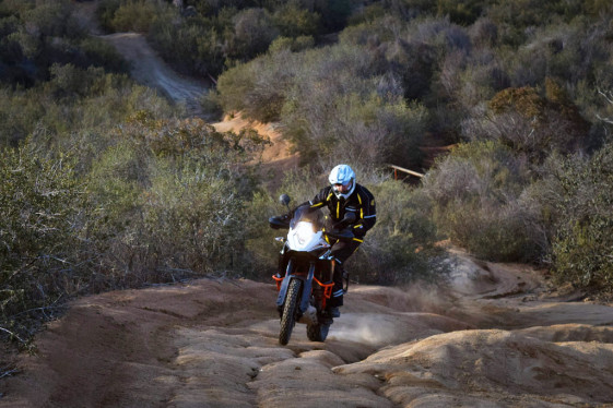 Battle Born Jacket and Pants Riding Off-Road