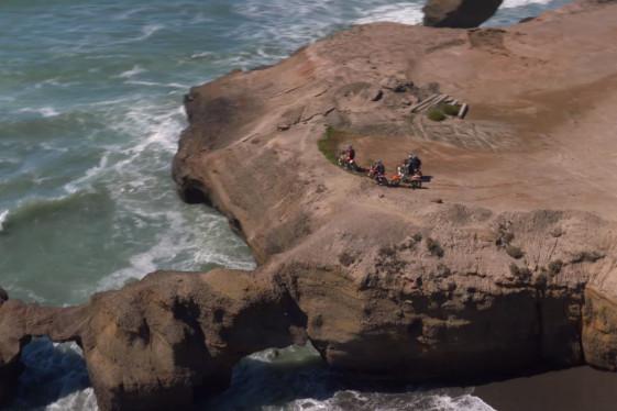 Baja Motorcycle Trip