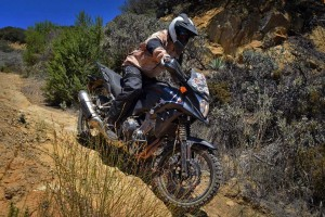 Rally Raid CB500X Review