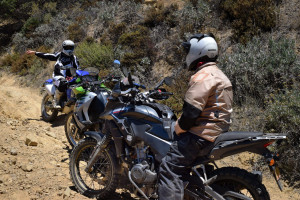 Rally Raid CB500X Review dirt bike