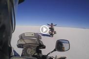 Riding the Americas on V-Strom 1000 Adventure Bikes