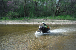 The Arkansas 500 Ride