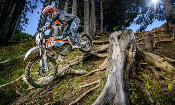 KTM Freeride E-XC Electric Motorcycle