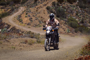 honda cb500x off-road review