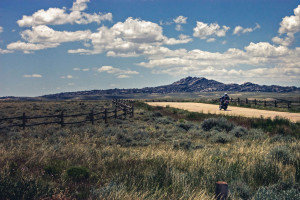 A properly-prepped adventure bike provides peace of mind on long-distance motorcycle trips.