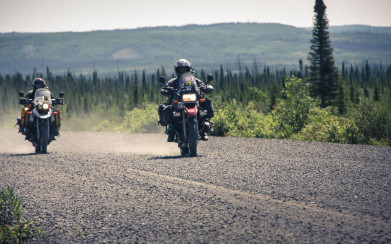 prepping for a long distance motorcycle trip