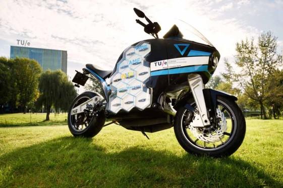 Yamaha PED2 Electric Motorcycle