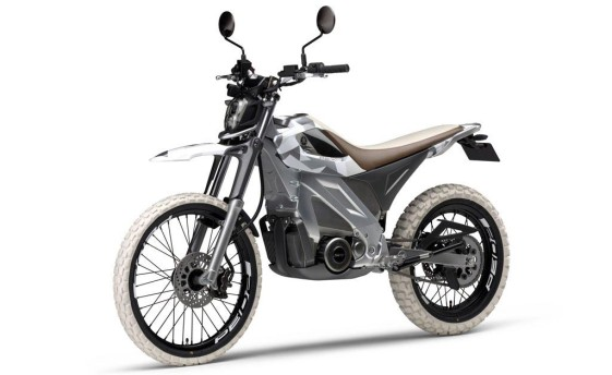 Yamaha PED2 Electric Motorcycle