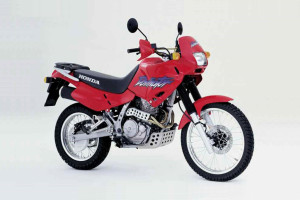 New Honda NX650 Dominator