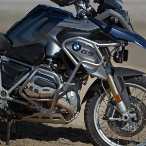 BMW R1200GS Touratech Upper and Lower Crash Bars