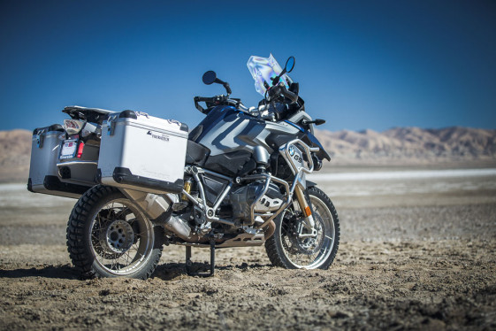 BMW R1200GS Review