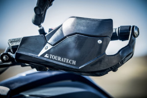 BMW R1200GS Touratech GD Hand Guards with Spoilers