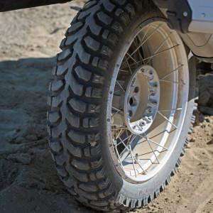 BMW R1200GS Mitas E-07 50/50 Dual Sport Tires