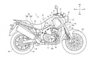 new Honda Adventure Bike