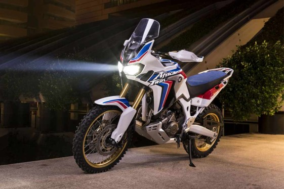 Honda Africa Twin Adventure Sports Concept