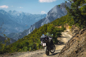 European Motorcycle Tours in Albania and Montenegro