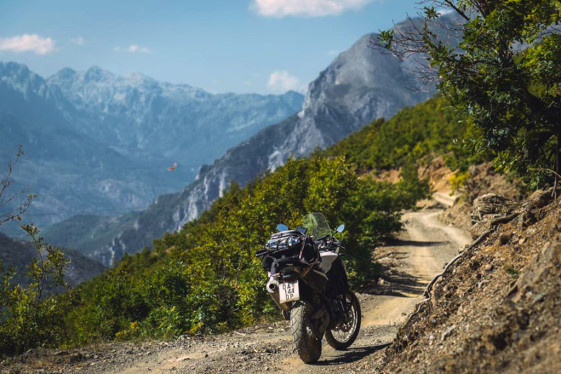European Motorcycle Tours in Albania and Montenegro