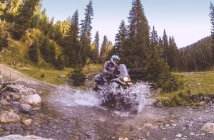motorcycle tours europe off-road adventure bike