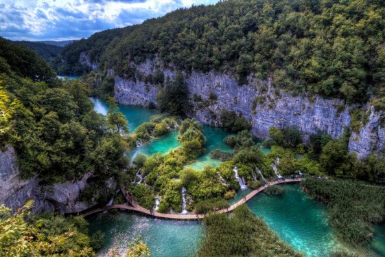 European Motorcycle Tours Plitvice Lakes