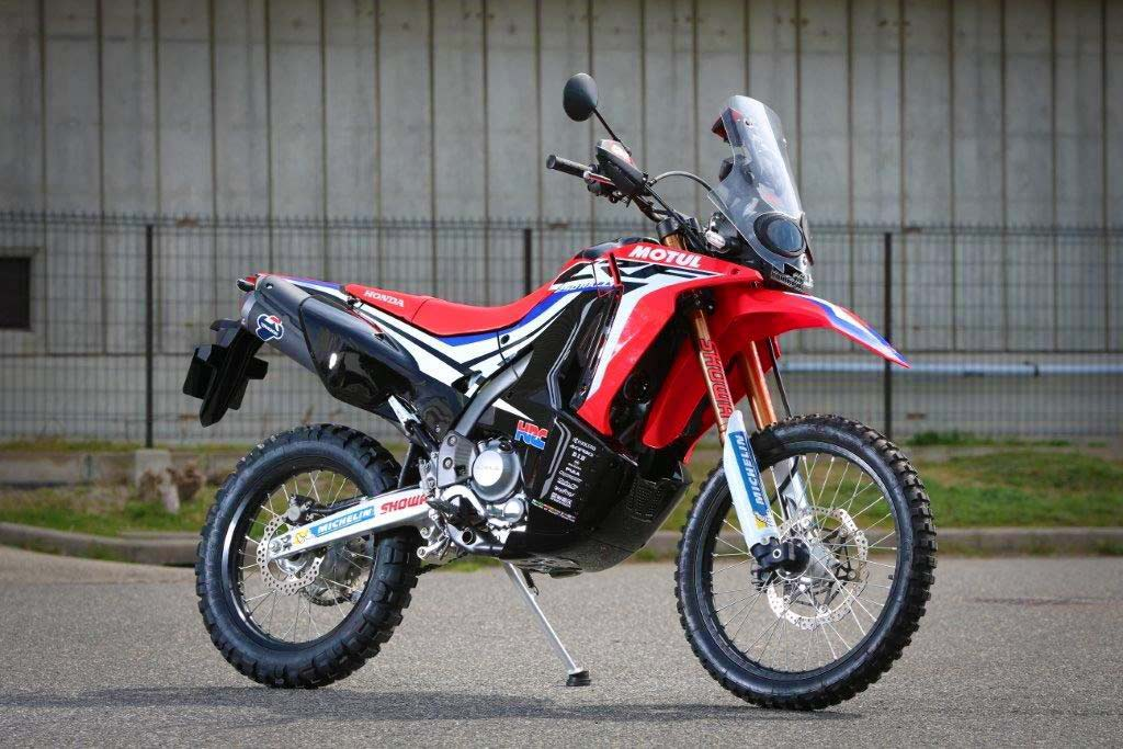 honda crf250 rally now just one step away from production adv pulse. Black Bedroom Furniture Sets. Home Design Ideas