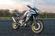 Rally Raid CB500X Adventure Heritage Build