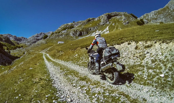 motorcycle-tours europe off-road adventure