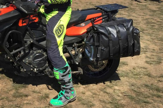Giant Loop Round the World Panniers