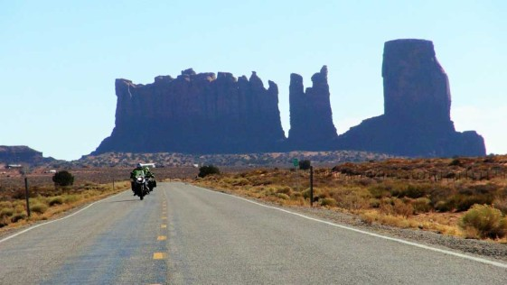 Monument Valley - Motorcycle Rides in Utah