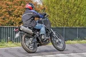 Yamaha Ténéré 700 XT700Z