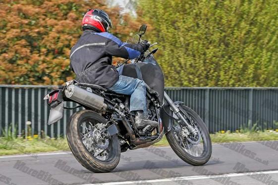 Yamaha Tenere 700 XT700Z