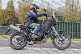 Yamaha Ténéré 700 XT700Z middleweight Adventure Bike