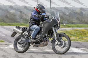 Yamaha Ténéré 700 XT700Z middleweight Adventure Bike