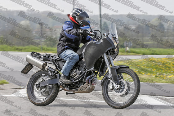 Yamaha Tenere 700 XT700Z middleweight Adventure Bike