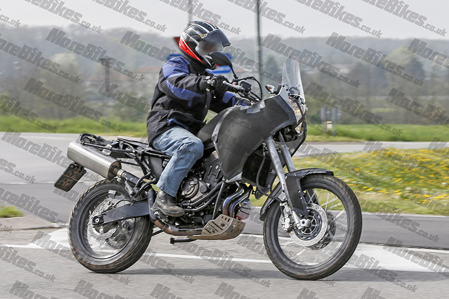 new yamaha tenere 700 prototype spotted adv pulse. Black Bedroom Furniture Sets. Home Design Ideas