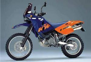 KTM 640 LC4 Adventure R