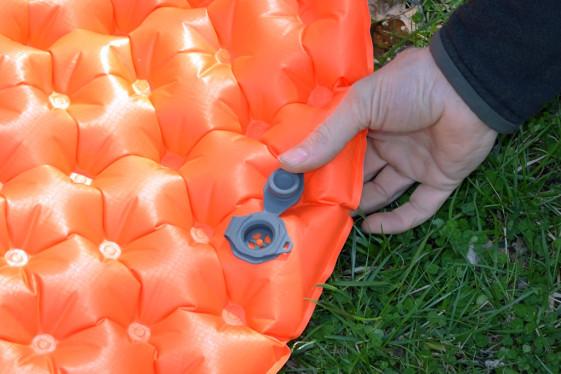 Sea to Summit ultralight mat air valve