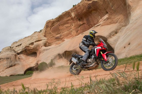 New Africa Twin Test Review
