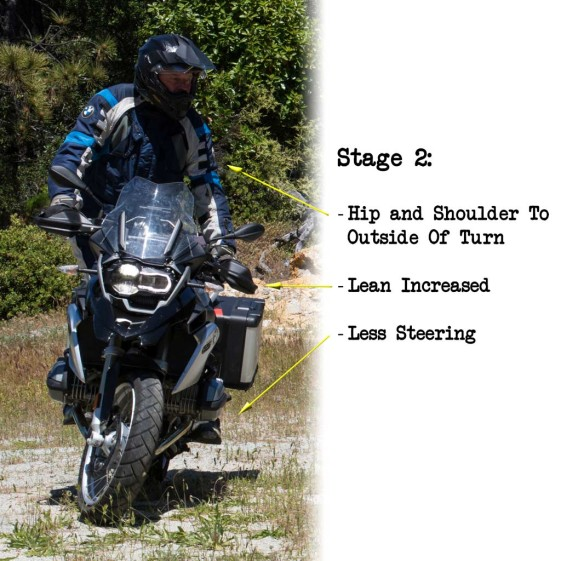Motorcycle Turning tips