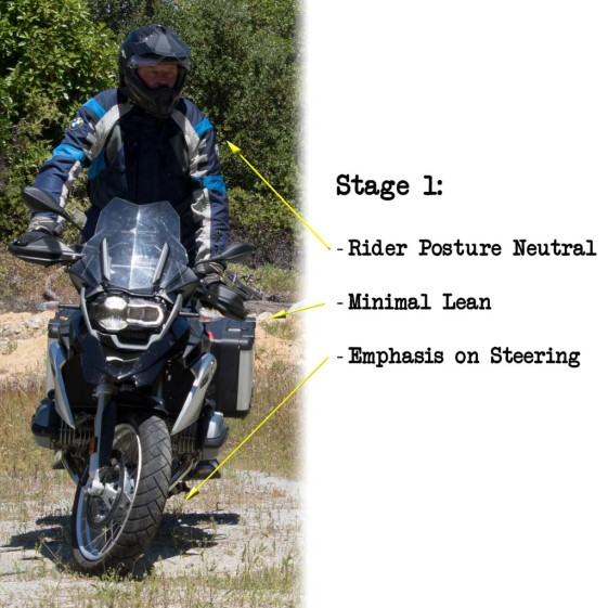 Motorcycle Turning tips