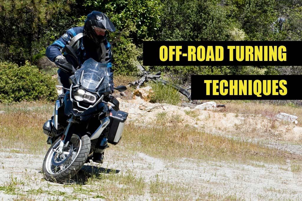Motorcycle Turning
